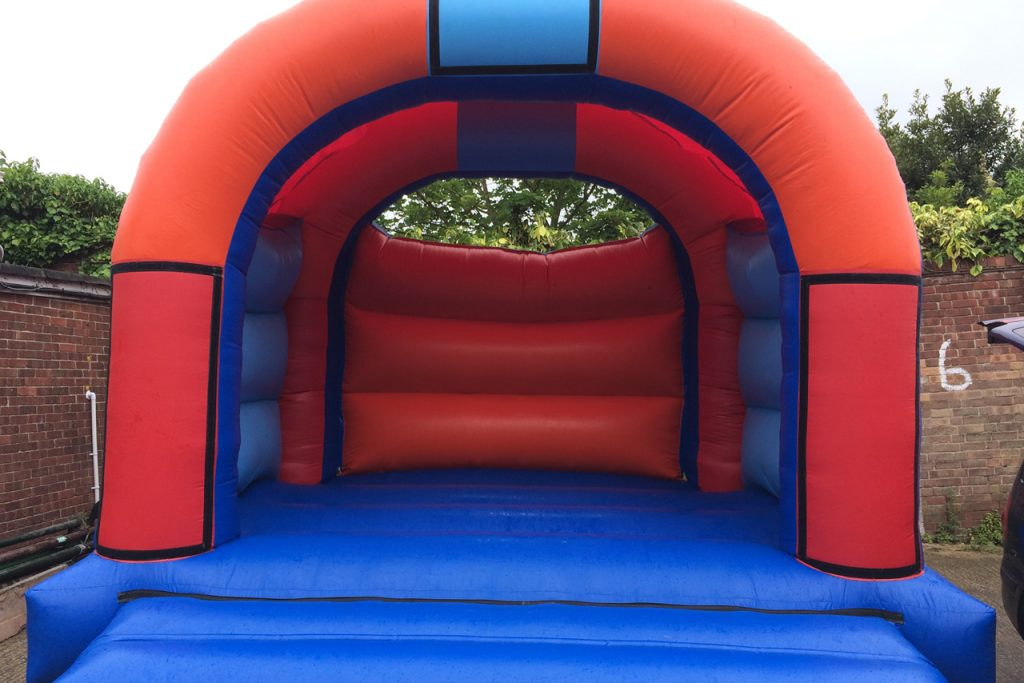Plain Bouncy Castle